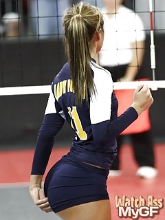 Big Ass Volleyball Pics
